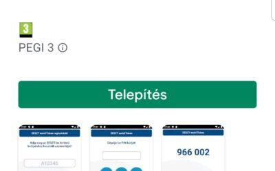 Elérhető és telepíthető az EESZT Mobiltoken alkalmazás